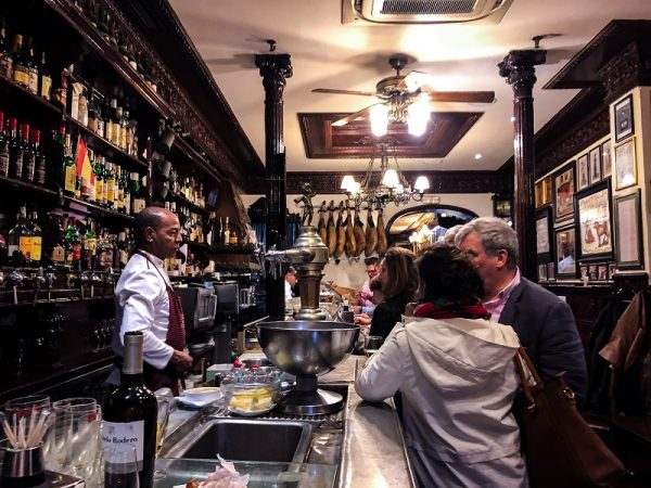 Tapas-Bar-Madrid