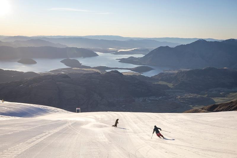 Wanaka-Otago-NZ-Ski