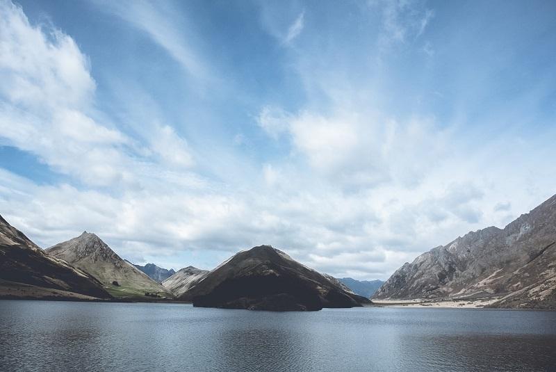 Moke Lake NZ