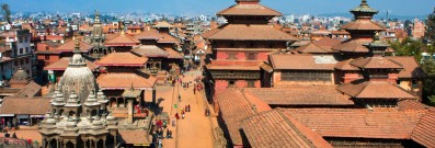 Do you know how to act when visiting a temple in Nepal?