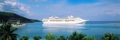 Enjoy the luxury of a cruise getaway.