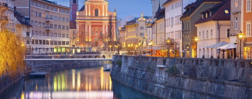 Experience the magic of Ljubljana on your next Europe trip.