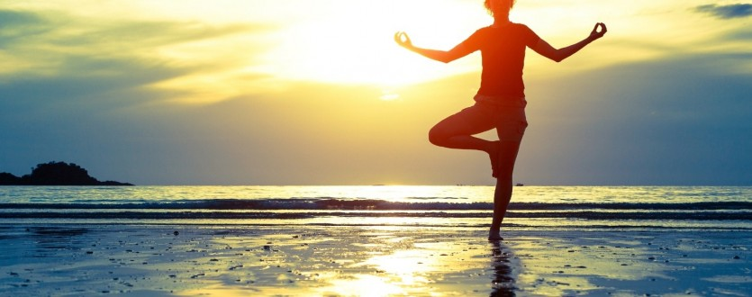 Feel the restorative power of yoga at these top destinations.