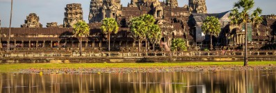 Make sure you stop at Siem Reap on your first trip to Asia.