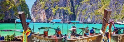Thailand holds a variety of budget friendly delights.