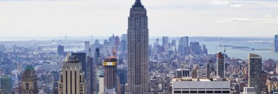 The Big Apple is just one of the great sights New York State has to offer.