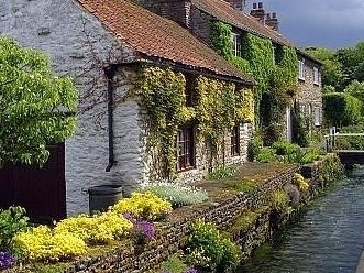 Why not visit a pretty English village on your next break?