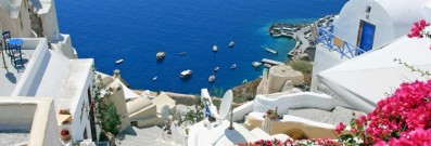 You're sure to see some stunning views on your couples retreat to Greece.